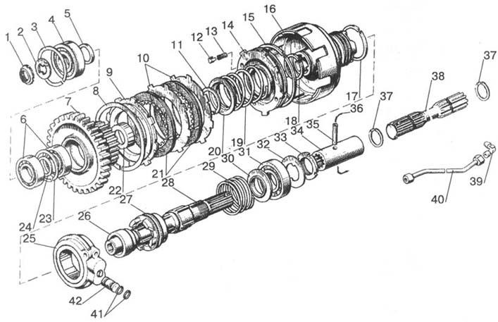 Брус передний для трактора МТЗ, 70-2801120: продажа, цена.